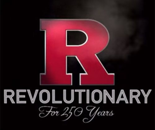 Rutgers: Revolutionary for 250 years.